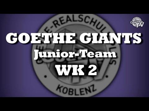 Vlog Basketball JtfO WK2 Vorrunde 2018