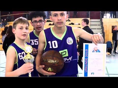 Goethe-Realschule plus gewinnt Basketballturnier in Sohren