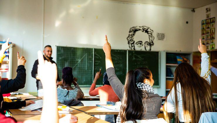 Foto: die richtige Schulauswahl
