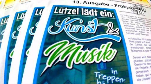 Bild: Veranstaltung Kunst und Musik in Treppenhäusern in Koblenz-Lützel