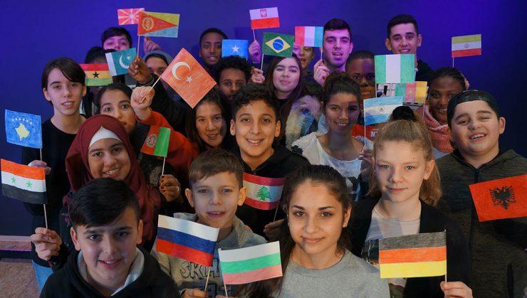 Foto: Sprachenvielfalt an Koblenzer Schule
