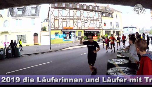 Video: Koblenz Marathon 2019 –Trashdrumming an der Strecke